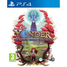 Yonder The Cloud Catcher Chronicles Ps4 Game for Sony PlayStation 4