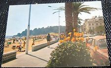 Spain Costa Brava Lloret de Mar Paseo del Mar - posted