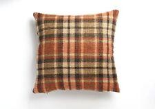 Tweed 17in X 17in Cushion Cover in Orange