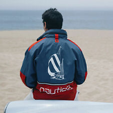 Nautica Mens Limited Edition Competition Spinnaker Jacket