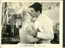 Jerry Lewis Marilyn Maxwell in Rock-a-Bye Baby 1958 movie photo 23737
