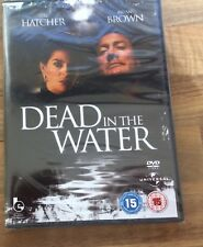 Dead in the Water DVD- New & Sealed