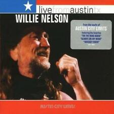 Willie Nelson : Live from Austin, TX CD (2009) ***NEW***