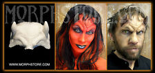 Halloween Foam latex Devilish Face Brows Mask lot.