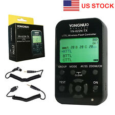 YONGNUO YN-622N-TX YN-622-TX Wireless TTL Flash Controller Transmitter for Nikon