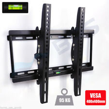 "TV Wall Bracket Tilt Mount 32 34 40 42 46 50 52 55"" LCD LED Samsung VESA 4K UHD"
