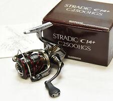 2016 NEW SHIMANO STRADIC CI4+ C2500HGS Spinning Reel