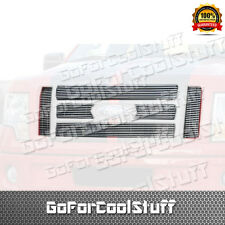 For Ford F-150 (Lariat & King Ranch Models) 09-12 Upper Billet Grille Insert