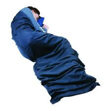 Trekmates Polyester/Cotton Sleeping Bag Liner Mummy - Saccoletto in poliestere/c