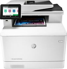 New ListingNew Open Box Hp Hp LaserJet Pro Mfp M479fdn Color Laser Workgroup Printer