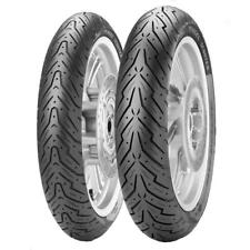COPPIA PNEUMATICI PIRELLI ANGEL SCOOTER 110/70R12 + 120/70R12