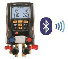 Testo 557 - Digital Refrigeration Manifold (bluetooth) 0563 1558 **NEW**