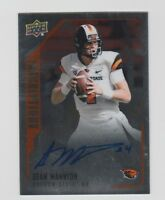 Sean Mannion 2015 Upper Deck Inscriptions  Rookie Auto #SM