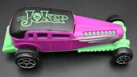 The Joker 2016 Hot Wheels Car McDonalds Happy Meal Promo Batman Toy Vehicle