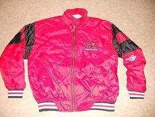 Red Barons minor league Wilkes Barre Scranton baseball jacket Pro Player large L