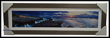 Ken Duncan Signature Series Norah Heads Limited Print Silver Frame