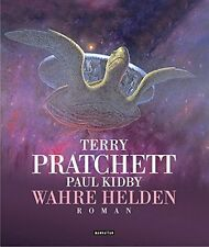 Wahre Helden: Roman - Terry Pratchett - HARDBACK - NEW - GERMAN