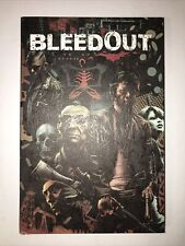 Bleedout by Mike Kennedy (2011, Hardcover) With Book Jacket