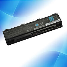 Genuine Battery for Toshiba Satellite C800,C805,C840,C845,C850,C855,PA5024U-1BRS