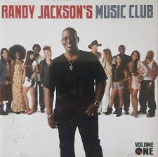 Randy Jackson's Music Club, Volume 1 CD