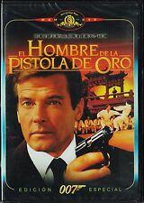 James Bond 007 nº  9: EL HOMBRE DE LA PISTOLA DE ORO con Roger Moore. 1974