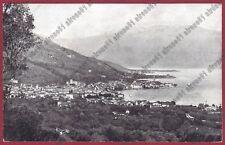 BRESCIA SALÒ 28 SALO' - LAGO di GARDA Cartolina VIAGGIATA 1909