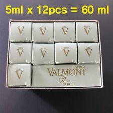 Valmont Prime 24 Hour 5ml x 12 pcs SAMPLES = 60ml - NEW & FRESH in BOX