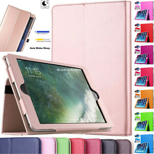 Leather Flip Smart Stand Case Case Cover for Apple iPad 9.7 5th 6th Generation