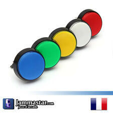 Boutons arcade lumineux ronds de 60mm - Round LED buttons