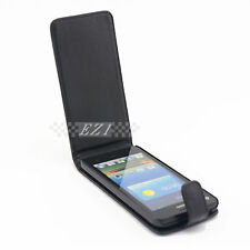 Durable Flip Leather Case Cover For Huawei Ascend G510