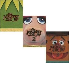 The Muppet Show Complete First Second Third Season 1-3 1 2 3 NEW 12-DISC DVD SET
