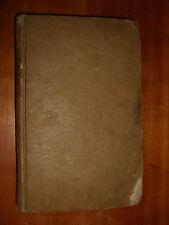 The Vicar of Wakefield, 4th Ed Oliver Goldsmith, Ebers ed Nauck Berlin.1816