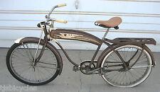 """Vintage RARE 1950s Ben Hur 26"""" Balloon Tire Bicycle"""