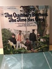 Chambers Brothers The Time Has Come LP CS 9522 (VG/B) Outer Sleeve