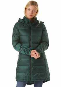 The North Face Metropolis Parka III Ponderosa Green Large Ladies New With Tags