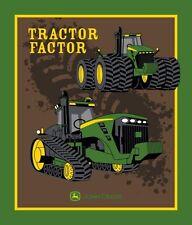 JOHN DEERE FABRIC GREEN TRACTOR FACTOR PANEL CP64088 BRANED NEW 2017