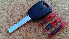 ALFA FIAT 500 DOBLO PANDA PUNTO FORD KA TPX-1-2-4-5 Surf chiave in bianco tagliato a codice