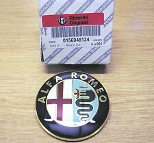 Genuine Alfa Romeo GT (2005 in) NUOVO POSTERIORE BOOT Hatchback Badge Emblema 156048134