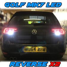 2x Golf MK7 GTD GTI R Reverse Bright White canbus Bulbs 54smd SMD Error Free LED