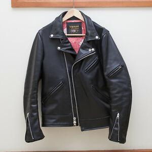 Vanson Daredevil perfecto double riders leather jacket black thurston  junya
