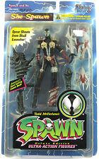 Spawn She-Spawn Ultra-Action Figure 1996 Mcfarlane Toys MOC