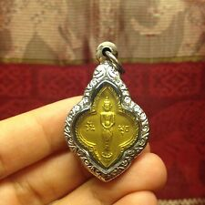 Wednesday Birthday Feng Shui Thai Buddha Amulet Luck Rich Success Wealth Protect
