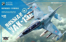 NEW Kitty Hawk (KH80157): Yakovlev Yak-130 au 1/48