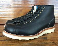 """Unworn Mens Chippewa Original 5"""" Bridgeman Work Boots Size 8 EE Wide USA Made"""
