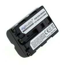 Digibuddy Accu Batterij Sony Alpha 57 - 1600mAh 7.4V 11.84Wh Akku Battery