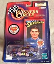 Jeff Gordon 1999 Winners Circle DuPont Superman 1:64 Diecast Car Nascar