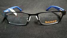 Timberland Eye Glass Frames blue black