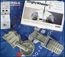 Dinghy Wheeler Short LaunchingDolly Wheels Inflatable Boat Dinghy FoldingWheeler