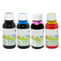4x 100ml Quality Refill ink Replacement Kit for E pson HP Canon Brother Printer