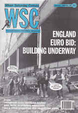 WHEN SATURDAY COMES Issue No.59 January 1992 England Euro Bid: Building Underway